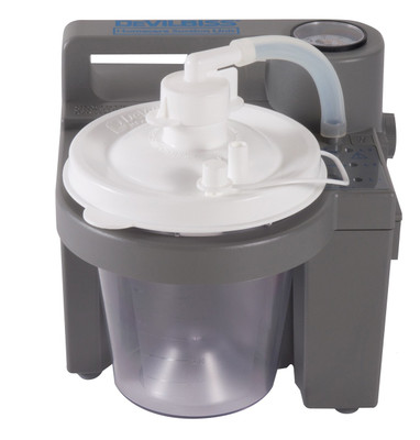Suction unit with internal filter 7305D-D