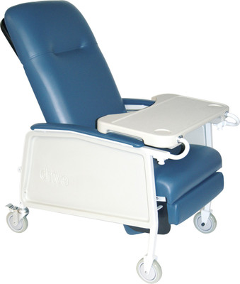 Drive 3-Position Resident Recliner D574  sc 1 st  American Discount Home Medical Equipment & 3-Position Hospital Recliner D574 by Drive islam-shia.org
