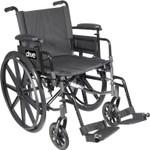 Cirrus IV High Strength Lightweight Wheelchair by Drive