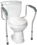 Toilet Safety Arms 12001KD-1 by Drive
