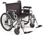 Heavy Duty Bariatric Invacare 9000 Topaz Wheelchair