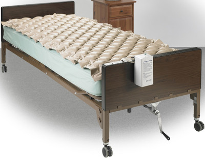 Bed and mattress sold separately