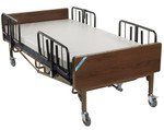 Shown with Optional 2 Pair Bed Rails