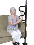 Security Pole & Grab Bar 1100 by Stander