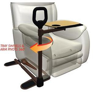 Beautiful Assist A Tray Table U0026 Safety Handle 2050 By Stander