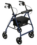 "Lightweight Padded Rollator w/ 7.5"" Wheels R728 by Drive"