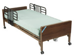 Delta Full Electric Hospital Bed Package 15033 by Drive