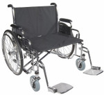 Drive Sentra EC Heavy Duty Extra Wide Wheelchair