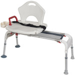 Folding Sliding Transfer Bench RTL12075 by Drive