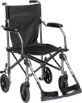 Travelite Transport Chair Flip-up Arms TC005 by Drive