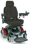Image EC Mid Wheel Electric Wheelchair Semi Recline by Drive