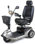 Prowler 3310 3-Wheel Full Size Scooter by Active Care