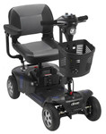 Phoenix HD 4-Wheel Heavy Duty Travel Scooter by Drive