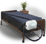 "Mason LS9000 10"" True Low Air Loss Mattress System w/ Pulsation"