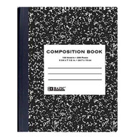 Black Marble Composition Book