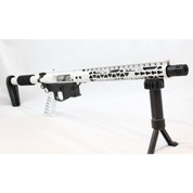 Barreled upper receiver only.  No lower receiver