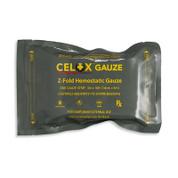CELOX Z-Fold Hemostatic Gauze, 10' length