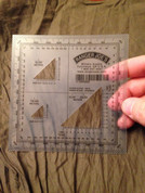 Ranger Joe's Military Style Map Protractor - Free Shipping