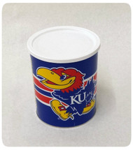 Kansas Jayhawks Gift Tin - 1 Gallon