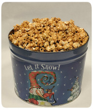 Frosty Friends Holiday Gift Tin - 3.5 Gallon