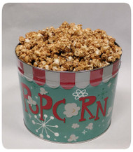 Popcorn Blast Holiday Gift Tin - 3.5 Gallon