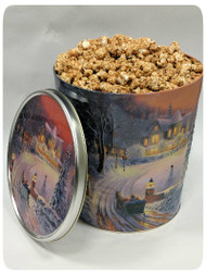 The Village Holiday Gift Tin - 3.5 Gallon