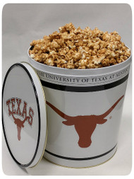 University of Texas Gift Tin - 3.5 Gallon