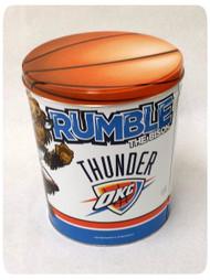 Oklahoma City Thunder Gift Tin - 3.5 Gallon