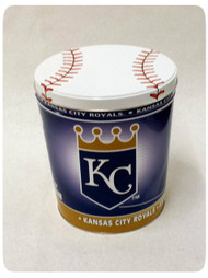 Kansas City Royals Gift Tin - 3.5 Gallon