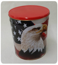 Americana Gift Tin - 6.5 Gallon