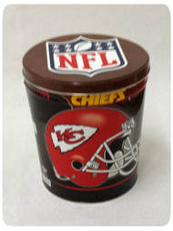 Kansas City Chiefs Gift Tin - 3.5 Gallon
