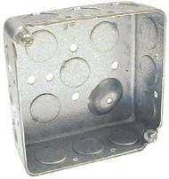 4x1-1/2d Drawn Sq Box