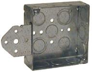 4x1-1/2d B Brack Sq Box