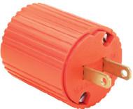 15a 125v Org 2wire Plug