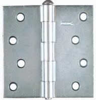 4x4 Zinc Broad Hinge