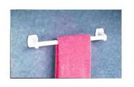 """18"""" Wht Towel Bar"""