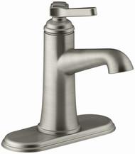 Ni Sgl Bath Sink Faucet