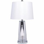 "26.5"" Chr Table Lamp"