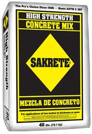 40lb Sakrete Concr Mix