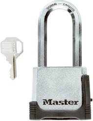 "2"" Comb Padlock/key"