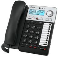 Blk 2line Speaker Phone