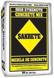 80lbsakrete Concretemix