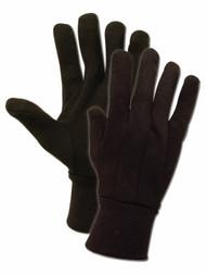 Xl Brn Jersey Glove