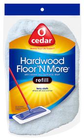 Hdwd Mop Refill Bonnet