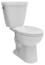 Prel2pc Wht Elon Toilet