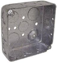 4x1-1/2 Drawn Sq Box
