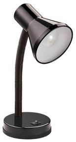 "14.75"" Blk Desk Lamp"
