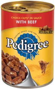 12ct Beef Dog Food