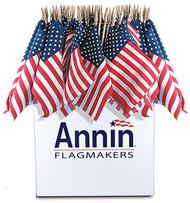 8x12 Us Hand Flag