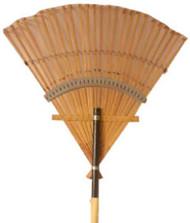 "24"" Bamboo Rake"